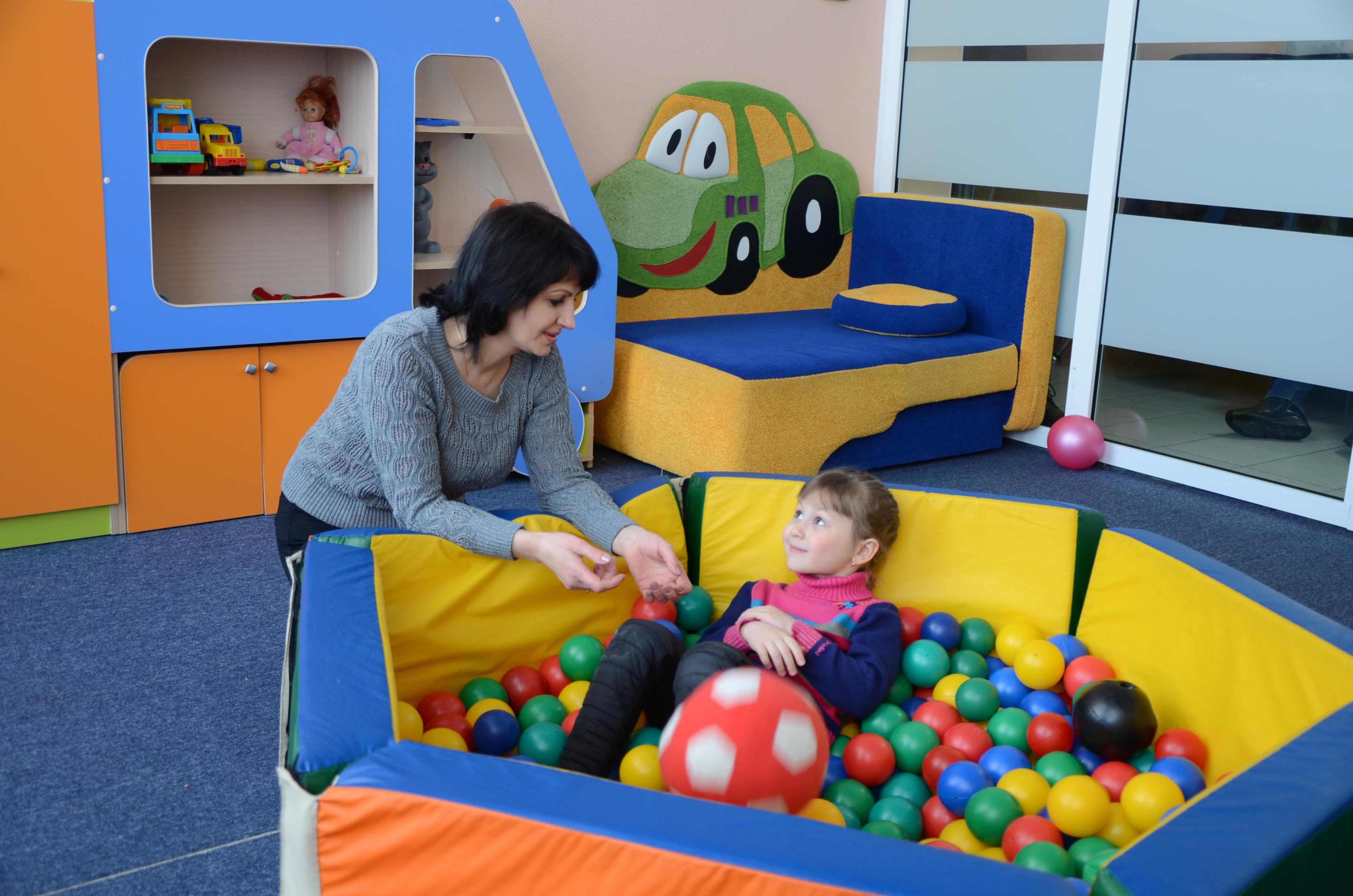Бесплатные детские комнаты