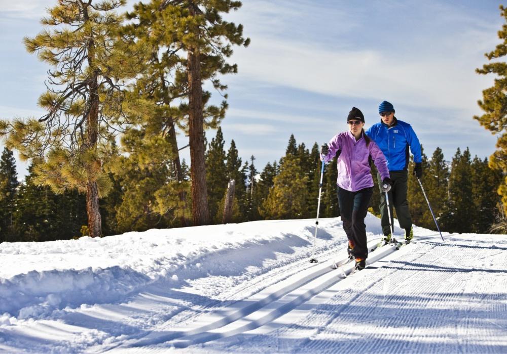 На базе отдыха им. А.И. Покрышкина скоро откроется освещенная лыжная трасса!